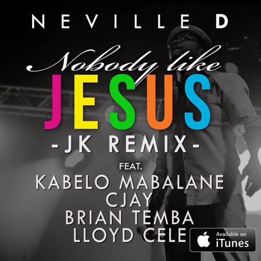 Buy on iTunes - Nobody Like Jesus (JK Remix)